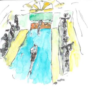 zwembad met beelden 001 - kopieklein