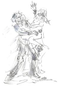 Bernini Pluto en Proserpina 001kopieklein