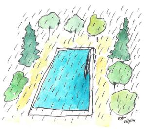 zwembad met regen 001kopieklein
